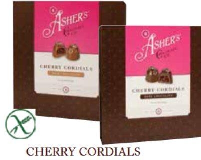 NEW Cherry Cordials