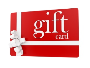 Gift Certificate starting at: