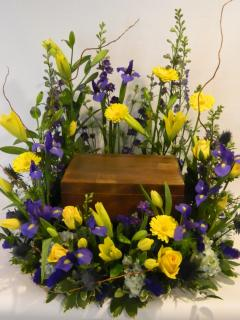 Spring Tribute...Cremains