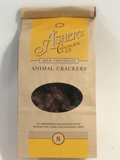 ASHER\'S  Animal Crackers